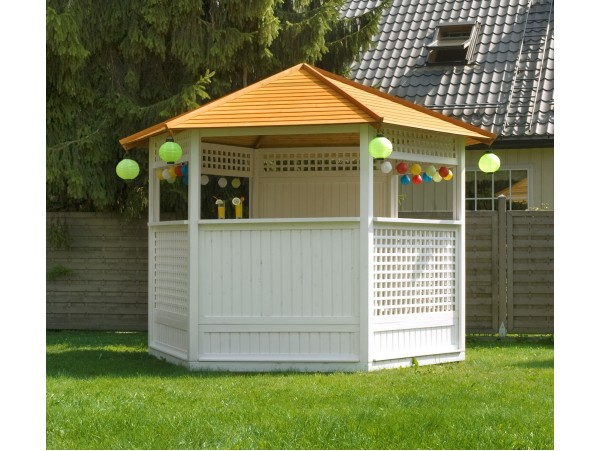 Allwood Gazebo 'Tea4Six' model H